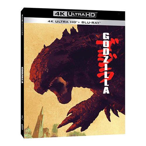 Test 4K Ultra HD Blu-ray : Godzilla (2014)