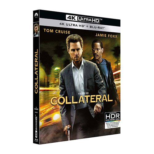 Test 4K Ultra HD Blu-ray : Collateral