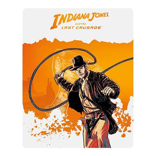 Test 4K Ultra HD Blu-ray : Indiana Jones et la Dernière Croisade