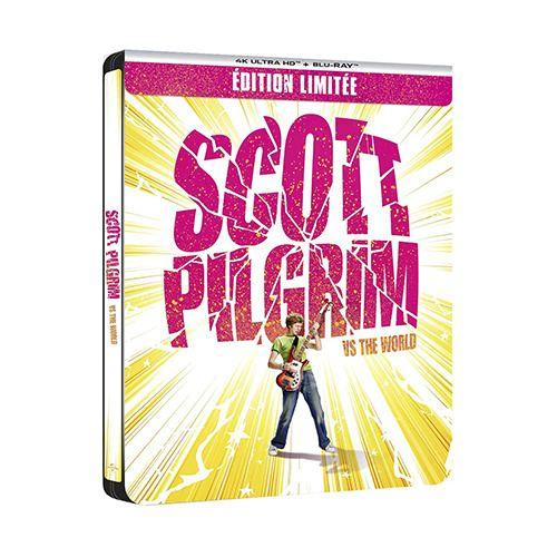 Test 4K Ultra HD Blu-ray : Scott Pilgrim