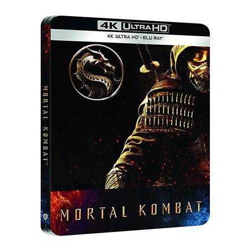Test 4K Ultra HD Blu-ray : Mortal Kombat (2021)