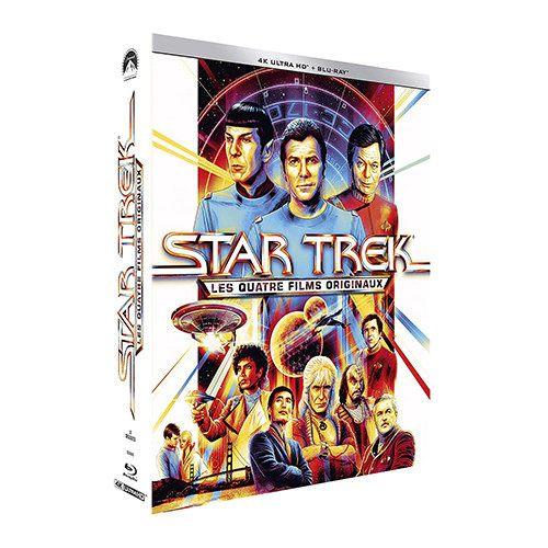Test 4K Ultra HD Blu-ray : Star Trek 4 : Retour sur Terre