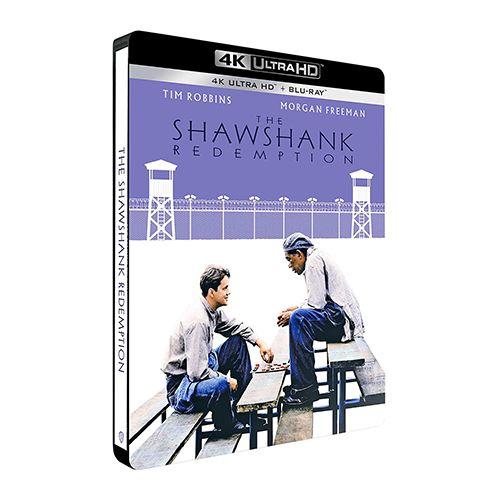 Test 4K Ultra HD Blu-ray : Les Évadés (The Shawshank Redemption)