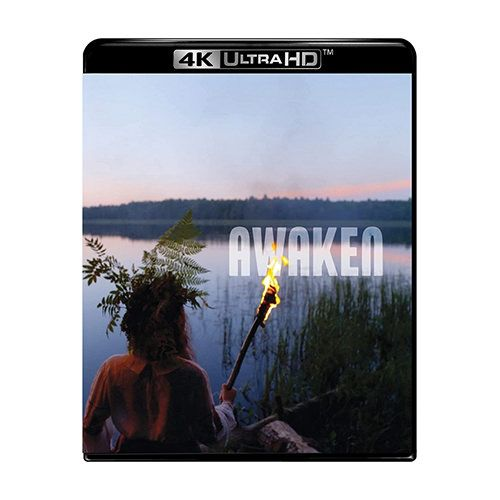 Test 4K Ultra HD Blu-ray : Awaken (2018)