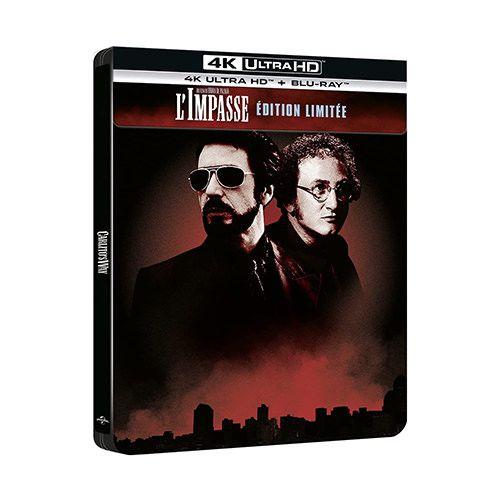 Test 4K Ultra HD Blu-ray : L'Impasse